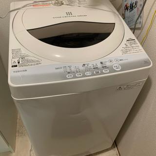 TOSHIBA AW-50GM(W) 洗濯機