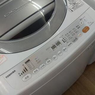 J013★6ヶ月保証★7K洗濯機★TOSHIBA AW-70DLE9 2013年製   − 愛知県