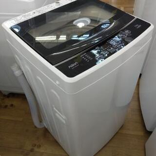 J009★6ヶ月保証★5K洗濯機★AQUA AQW-G50GJ 2019年製   - 売ります・あげます