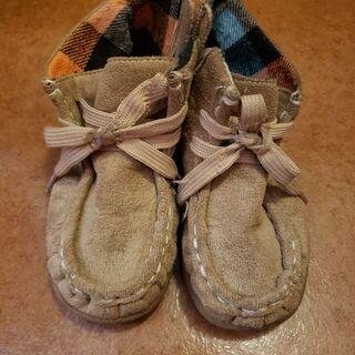 16cm 靴