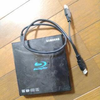 Samsung(サムスン)外付けポータブルBlu-rayドライブ