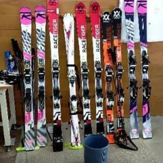 スキー スノーボードのチューン&ワックスします