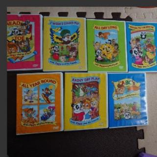 ディズニー英語システム Zippy dvd ズィッピーdwe  ...