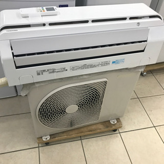 TOSHIBA RAS-E225E6R-W 2018年製 ~8畳...