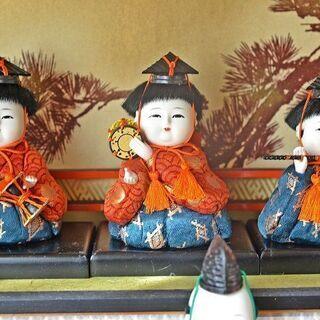 ケース入り雛人形無料で − 高知県