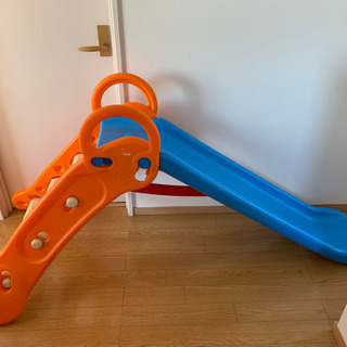 【値下】大型滑り台 トイザらス