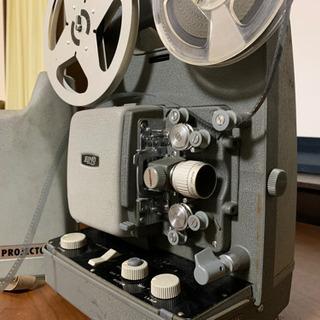 8ミリ映写機 W型