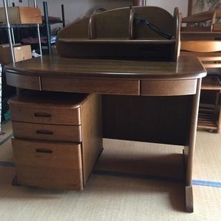 浜本工芸 学習机です
