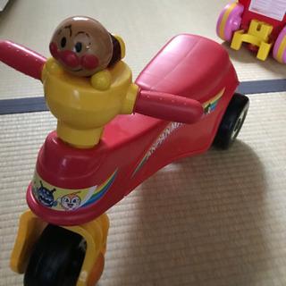 子供 おもちゃ バイク