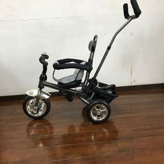 三輪車 (黒色)