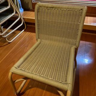 【0円】夏用椅子 12脚 集会にピッタリ