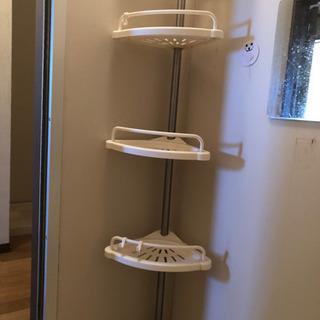 値下げ!!急募!!ニトリお風呂4段 ラック 浴室収納ラック 浴室...