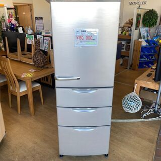 (25)アクア製 冷蔵庫(AQR-KS36J/中古)