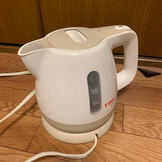 ティファール 電気ケトル 「アプレシア プラス」 コンパクトモデル カフェオレ 0.8L の画像