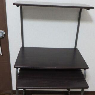 パソコン スタンド 机