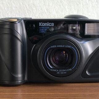 コンパクトフィルムカメラ Konica Z-up 28 W…