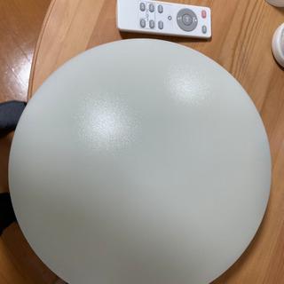3年間程使用 リモコン付き Towkka 天井照明