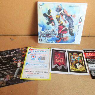 ☆NINTENDO 3DS/KINGDOM HEARTS 3D ...