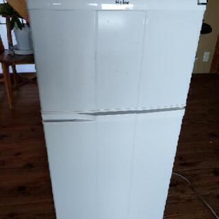 [配達無料][即日配達も可能?]冷凍冷蔵庫 Haier  JR-...
