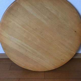 ローテーブル折りたたみ式の画像