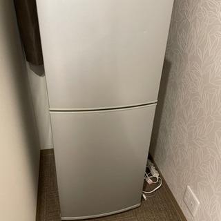 冷蔵庫 モリタ MR-F140B