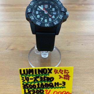 大人気商品【愛品館江戸川店】LUMINOX 腕時計 35001G...
