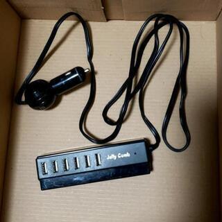 シガーソケット USBチャージャー 中古品