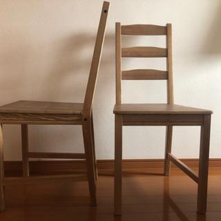 IKEA JOKKMOKK ヨックモック 椅子の画像