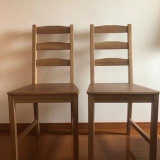 IKEA JOKKMOKK ヨックモック 椅子 - 板橋区