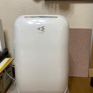 【値下げしました❗】ダイキン加湿器空気清浄機STREAMERうる...