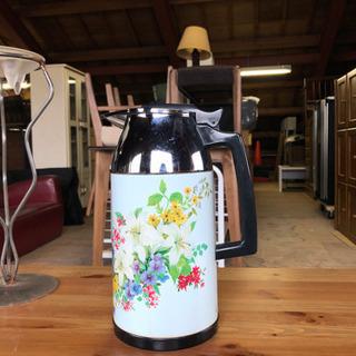 象印 昭和レトロな魔法瓶 高さ約30cm