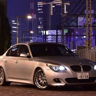 ◆超希少最上級グレード◆BMW E60 後期最終型 550i M...