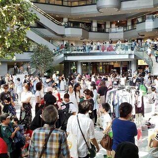 2月11日(木祝) OBPツイン21(館内) フリーマーケット開催情報