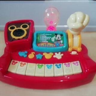 ミッキーピアノ中古品