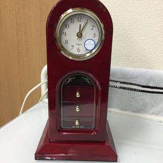 アンティーク調 置き時計