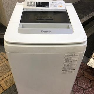 Panasonic 8kg 全自動洗濯機 2014年