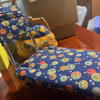 小さい椅子 あげます