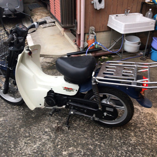 バーディー営業仕様 近場無料配達 - バイク