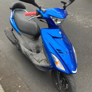 v125sと他のバイクと交換したいです。