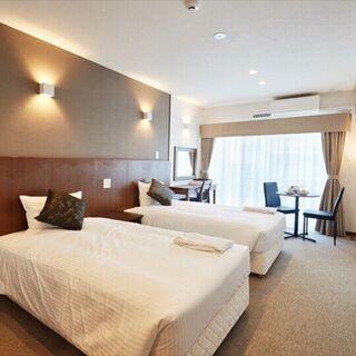 コンドミニアムタイプホテルをウィークリー【1泊~可・広々3…