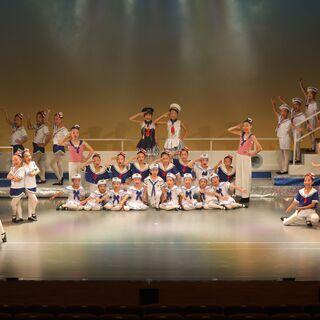 子どもミュージカル教室 3歳~小学生 男女募集
