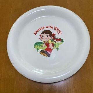ペコちゃんプレート(お皿2枚セット)
