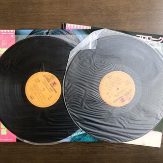 中森明菜 - プロローグ・バリエーション 序幕・変奏曲 LPレコード 2枚セット − 京都府