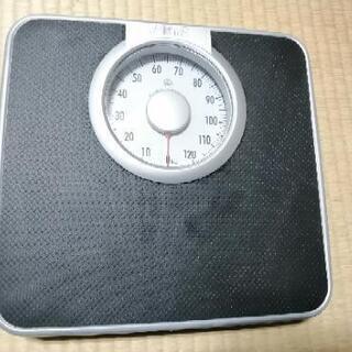 タニタ製の体重計