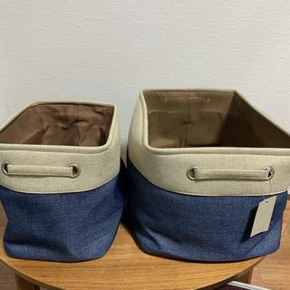 収納箱 ボックス ✖️3つ 1000円