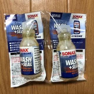 ☆SONAX WASH + SEAL☆