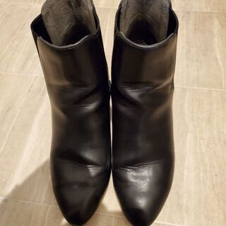 ローリーズファーム ブーツ L 黒 ブランド レディース