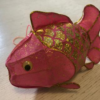 【無料】中秋節飾り、魚の提灯【あげます】