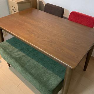 ダイニングテーブルセットの画像
