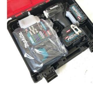 マキタ インパクト ドライバーTD001ブラック